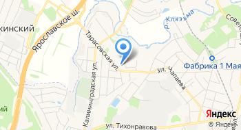 Центральная городская больница Поликлиника Текстильщик на карте