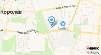 Проектно-технологическое бюро филиал ГУП МО Мострансавто на карте