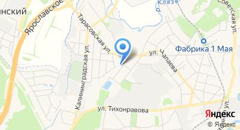 Поликлиника №14 Фгку Гвкг им. Н.Н. Бурденко Минобороны России на карте