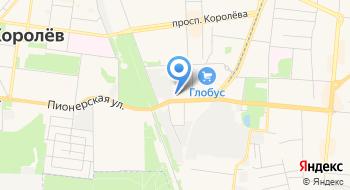 ТипоГраф на карте