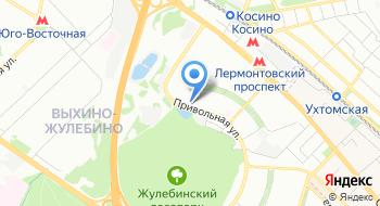 Бункер Авто на карте