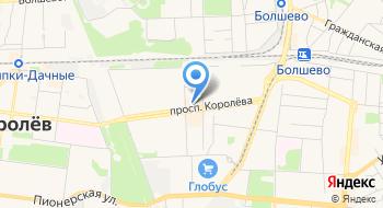 Торгово-офисный комплекс Статус на карте