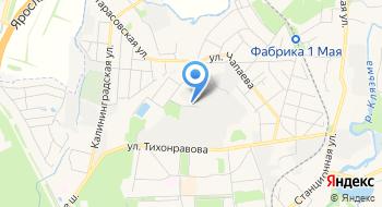 """Городской крематорий для домашних животных """"Феникс"""" на карте"""