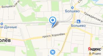 Такси Транссервис на карте