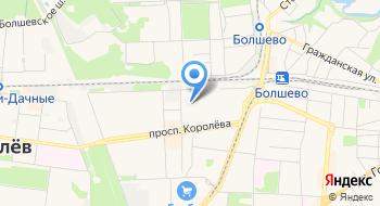Газпром космические системы на карте