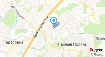 Рынок Тарасовский на карте