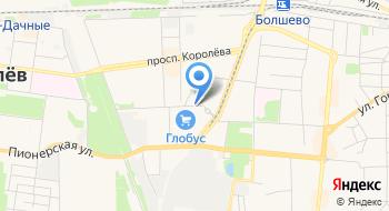 ИП Аверьянов П.Г. на карте