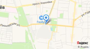 Калининградхлеб на карте