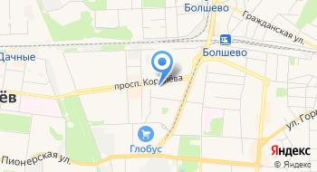 ТК Веста-СА на карте