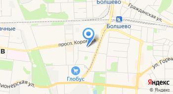 Сoncrete-Fences на карте
