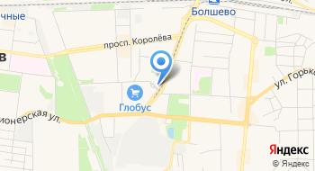 Магазин Ивановский трикотаж на карте