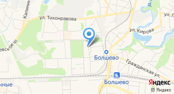 ПолКомода на карте