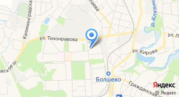 Astrasport на карте