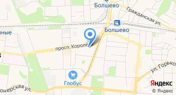 Учебный центр Ника на карте