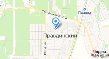 Уф-Печать 100РаЛТД на карте
