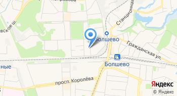 Банк Образование на карте