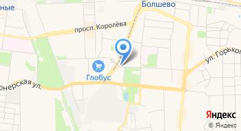 Ресторан Черная жемчужина на карте