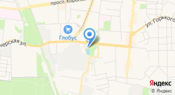 Интернет-магазин Электромир на карте