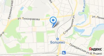 Городской клуб служебного и любительского собаководства - Межрегиональный кинологический центр Русь на карте