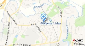 Автоломбард Шереметьевский на карте