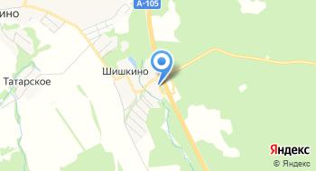 Парковка в Домодедово на карте