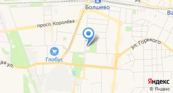 Городская больница №2, Патологоанатомическое отделение на карте