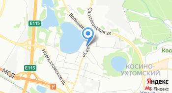 ТК Электра-МК на карте