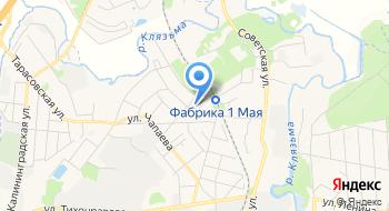 Промснаб на карте