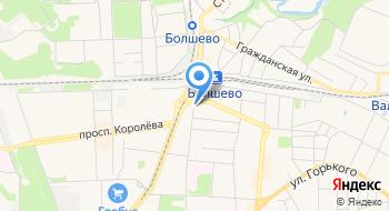 Туристическое агентство Goldfishtours на карте
