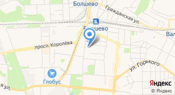 Королевский муниципальный центр Распространения печатных изданий МУП на карте