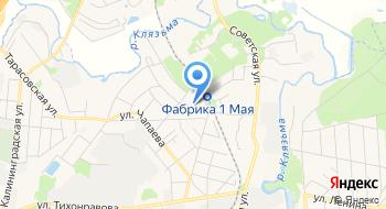 Фирма Эргон на карте