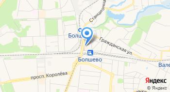 Интернет-магазин Elitkover на карте