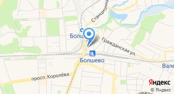 Салон рукоделия Ниточка на карте