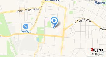 Freelad.ru на карте