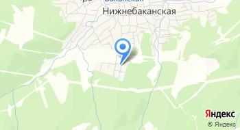 АББА на карте
