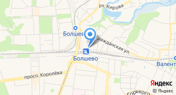 Кузовник.ру на карте