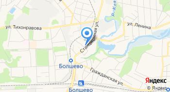 Церковь Космы и Дамиана в Болшево на карте