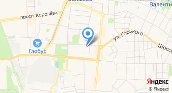 Московский Эрдель-центр на карте