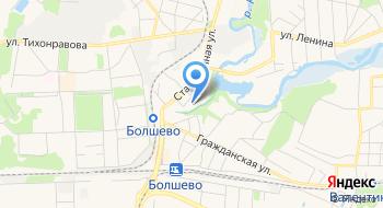 Нерудлайф на карте