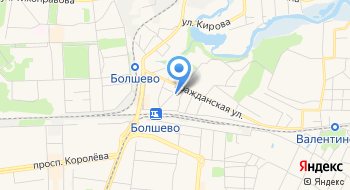 Русский Терем на карте