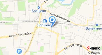 "Коррекционный центр ""7 шагов"" на карте"