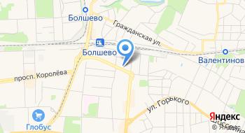 Маникюр-кафе О-Ля-Ля на карте