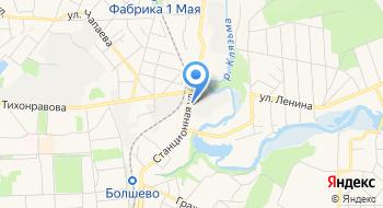 Альфа Лаваль на карте