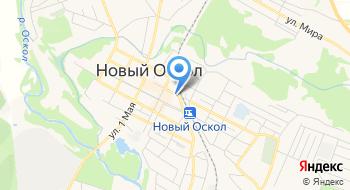 Славянка на карте