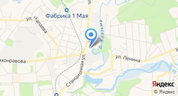 ЦКиД Болшево на карте