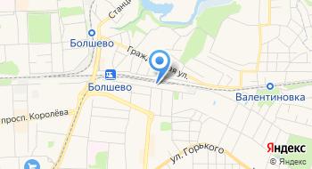 Бронхолегочный детский санаторий №68, филиал на карте