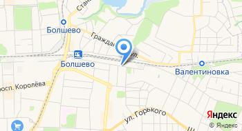 Ассоциация профессионалов сыска Московской области на карте