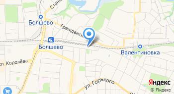 МБУК Мемориальный дом-музей Марины Цветаевой в Болшеве на карте