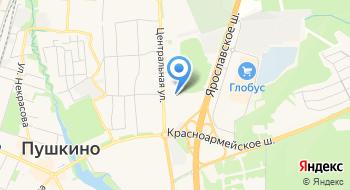 Центральная таможня Кинологический центр ФТС России на карте