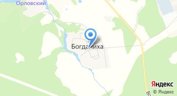 Теннисный центр Орловский на карте